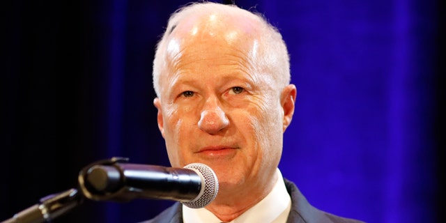 Rep. Mike Coffman, R-Colo., has served in Congress since 2009.