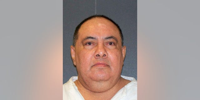 This undated photo provided by the Texas Department of Criminal Justice shows Roberto Moreno Ramos. (Texas Department of Criminal Justice via AP)