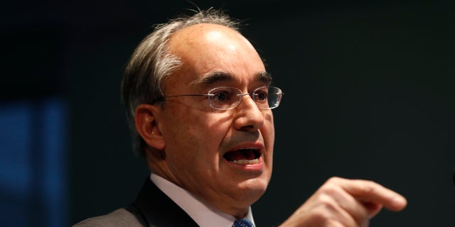 Rep. Bruce Poliquin, R-Maine, ended his legal challenge to the election of his Democratic opponent. (AP Photo/Robert F. Bukaty)