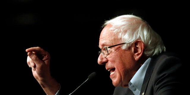 Sen. Bernie Sanders, I-Vt., said he would consider running for president in 2020 if he believes he's the best person to defeat President Trump.