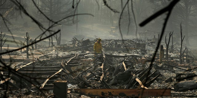 How Climate Change Is Affecting the California Wildfires