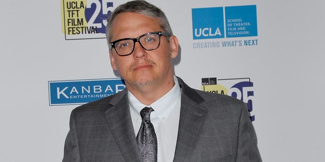 'Vice' director Adam McKay slammed Donald Trump as a 'maniac with a meat cleaver.'