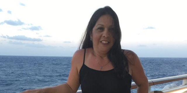 Almarosa Tenorio died on a cruise ship on Tuesday, Nov. 13, 2018.