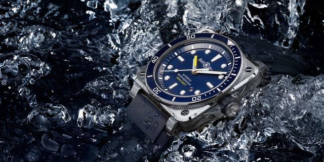 BR03-92 Diver Blue (Bell & Ross)