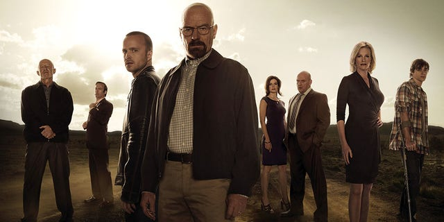 """A """"Breaking Bad"""" movie sequel is reportedly in the works."""