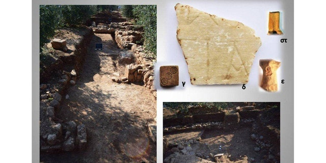 "Recent excavations turned up ""proof of the existence of the ancient city"""