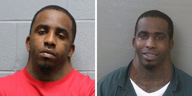 Charles Dion McDowell, whose first two mugshots went viral, was arrested again.