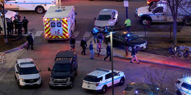 A shooting at Mercy Hospital in Chicago left one police officer dead.