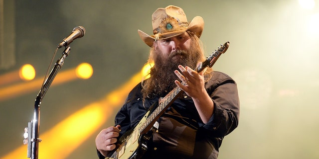 Musician Chris Stapleton has received six nominations.