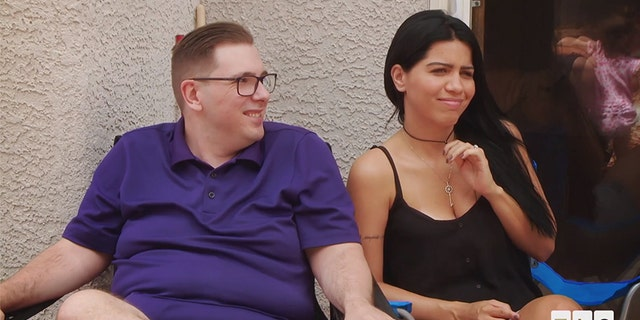 Larissa Dos Santos Lima (R), who stars on the current season of 90 Day Fiancé with Colt Johson (L) , was reportedly arrested for domestic battery in Las Vegas on Saturday, November 10.