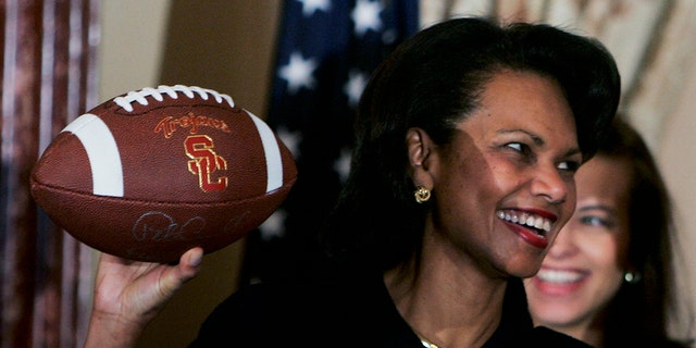 Former Secretary of State Condoleezza Rice, would become the first woman to ever interview for an NFL head-coaching job, according to ESPN.