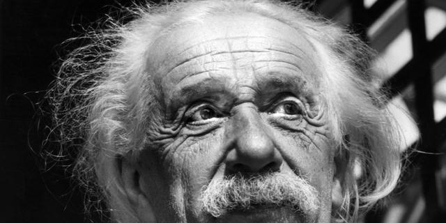 FILE - ThisJune, 1954, file photo shows physicist Albert Einstein in Princeton, N.J. (AP Photo, File)