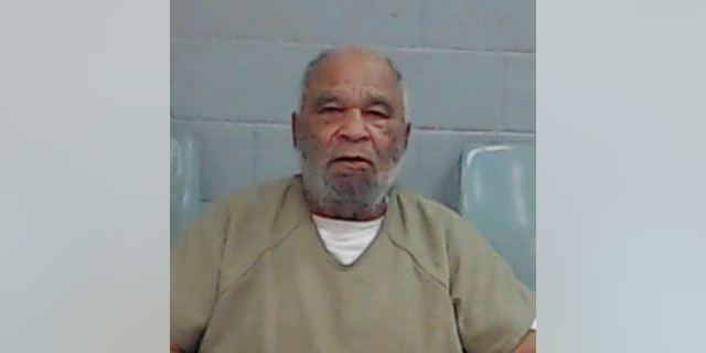 Undated photo of Samuel Little. (Ector County Texas Sheriff's Office via AP)