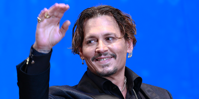 """""""There was need for authenticity and respect for the land and the nations that allowed us to shoot there,"""" Depp said.(AP Photo/Shizuo Kambayashi, File)"""