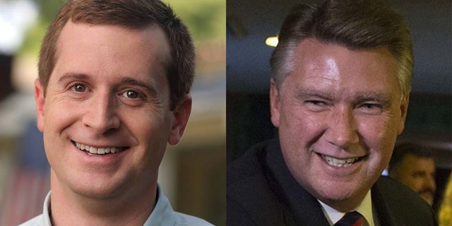 More than four weeks after Democrat Dan McCready (left) conceded to Republican Mark Harris (right), allegations of voter fraud are preventing North Carolina elections officials from certifying results for the state's 9th Congressional District. McCready has withdrawn his concession.