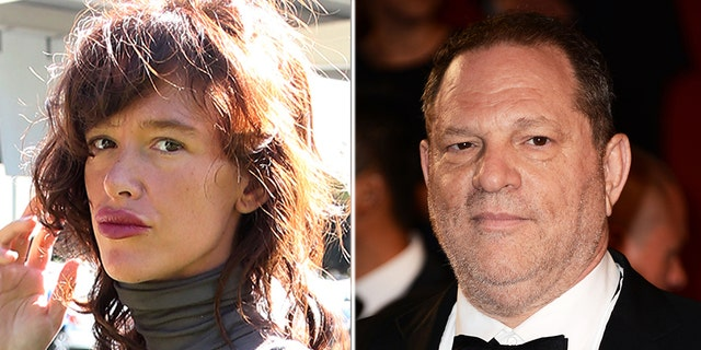 Actress Paz de la Huerta filed a lawsuit on Tuesday against Harvey Weinstein. In the suit, she alleges Weinstein raped her twice in New York in December 2010.