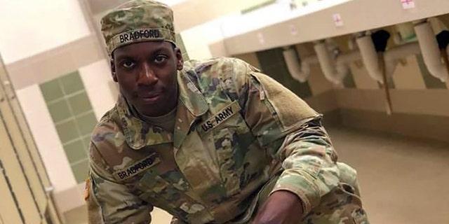 Emantic Fitzgerald Bradford Jr. was shot and killed on Thursday, Nov. 22, 2018.