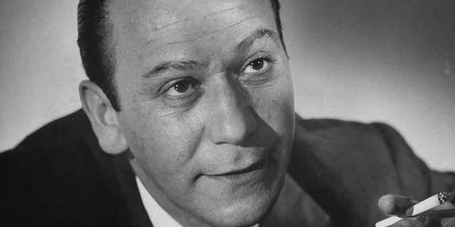 """""""Baby It's Cold Outside"""" writer, Frank Loesser, is pictured here."""