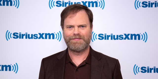 """The Office"" alum Rainn Wilson had to evacuate his home."