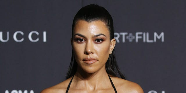 Kourtney Kardashian had to evacuate her home due to the Woolsey Fire.