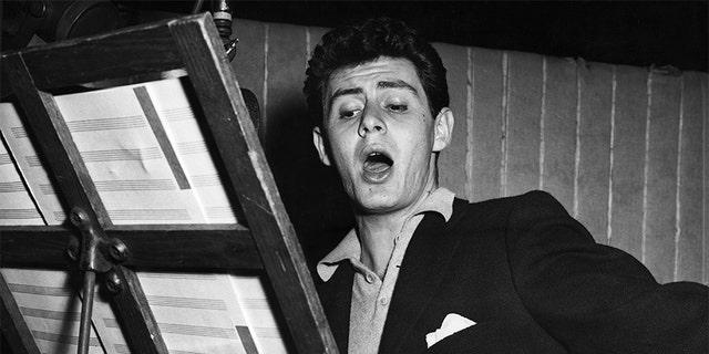 Eddie Fisher in 1953.