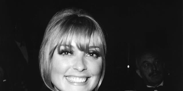 Sharon Tate in 1960.