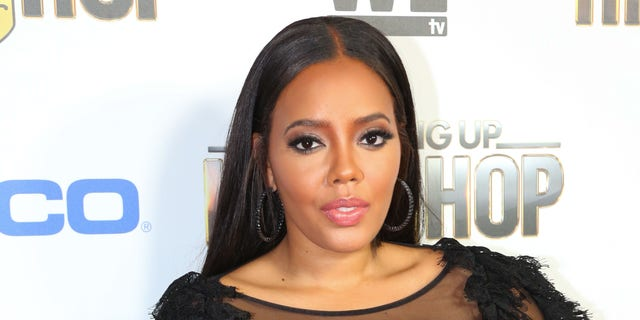 Angela Simmons paid tribute to her former fiance after he was shot and killed in Atlanta on Saturday.