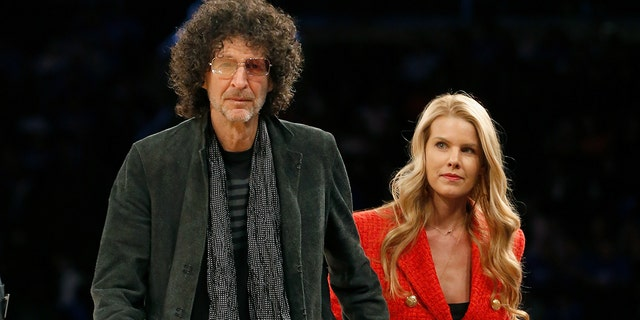 Howard Stern remarried his wife of 11 years, Beth, in a surprise segment on 'The Ellen DeGeneres Show.'