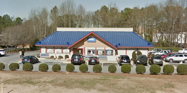 Gullat and Pence headed to an IHOP in Coweta County after Gullat's escape, police say.