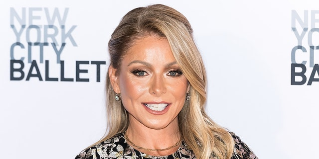 Kelly Ripa received a bachelorette party 23 years after being married to Mark Consuelos.