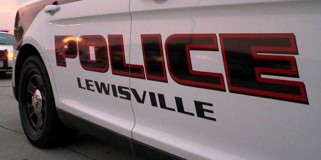 Lewisville Police Department.