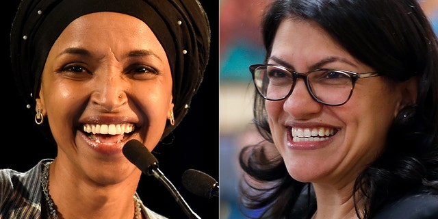 Ilhan Omar and Rashida Tlaib became the first Muslim women elected to Congress.