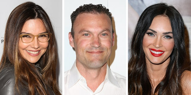 Vanessa Marcil, Brian Austin Green, and Megan Fox
