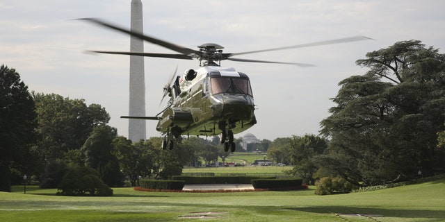 The new helicopter is expected to be ready for deployment in late 2020.
