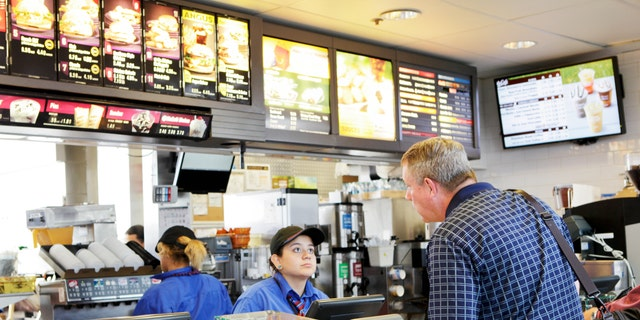 """Restaurant managers are looking to seniors for their """"soft skills"""" and work experience, according to Bloomberg."""