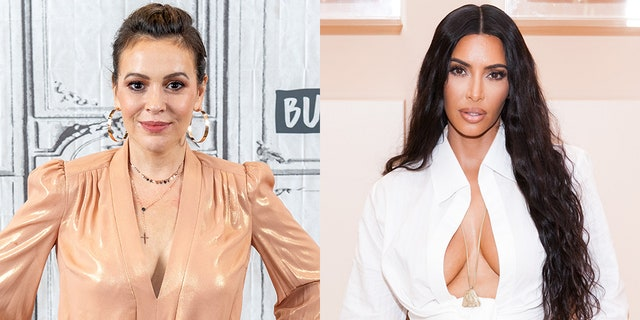 Alyssa Milano, Kim Kardashian and more stars had to evacuate their Southern California homes due to the Woolsey Fire.