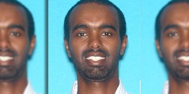 Mohamed Mohamed Abdi was arrested Friday after the attack.