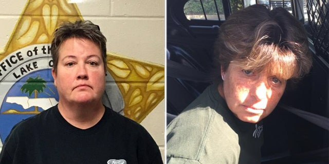 Monique Cosser, 51, and Jennifer Gotschall, 53, were identified Wednesday as the women seen in the video.