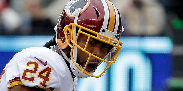 Washington Redskins cornerback Josh Norman was among the players who co-signed a letter urging Americans to vote during the midterm elections.