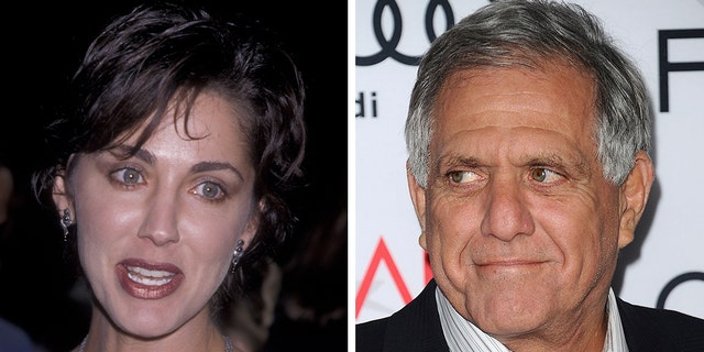 At the time of the meeting, Moonves was the president of Warner Bros. Television, the report said.