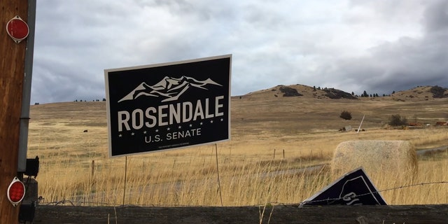 """""""I know that Matt Rosendale would like to see greater state and local control and that he understands the problems with federal land management,"""" saidJennifer Fielder, a Montana state senator and CEO of American Lands Council."""