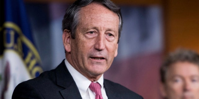 Rep. Mark Sanford lost the Republican primary for re-election in 2018.