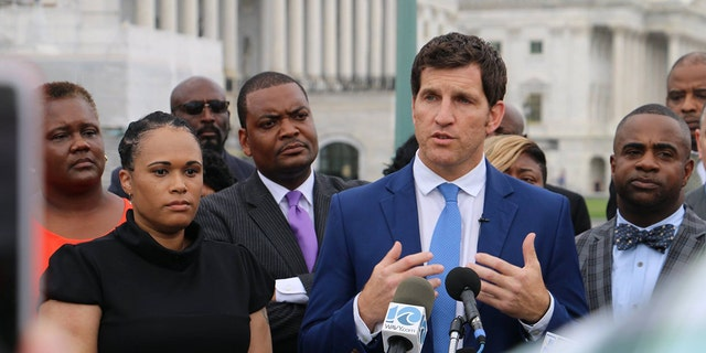 Rep. Scott Taylor, R-Va., has served in Congress since 2017.