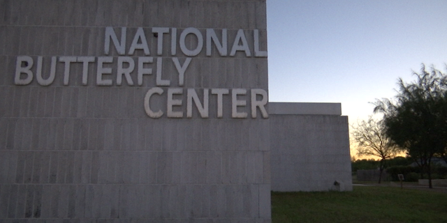 The National Butterfly Center in Mission is just one of several places that would be affected by the new border wall.