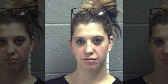 Stephanie N. Hamrick, 28, pleaded guilty to child neglect and possession with intent to distribute marijuana, as well as a misdemeanor. She was arrested in June and accused of dealing marijuana and providing it to her three children, ages 7, 11 and 14.