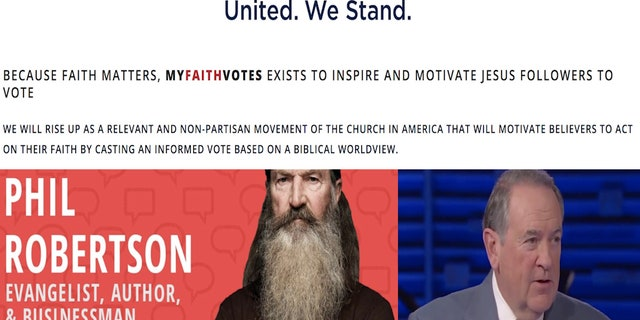 """Duck Dynasty's Phil Robertson called this election """"the most important one I've seen since I've been on earth."""""""