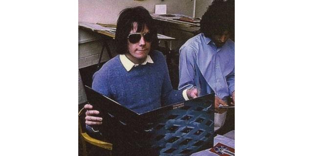 Tim Staffell and Freddie Bulsara (future Freddie Mercury).