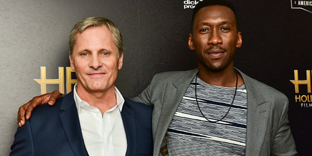 Mahershala Ali says he 'can accept'his co-star Viggo Mortensen's apology for his use of the N-word. (Photo by Rodin Eckenroth/Getty Images)