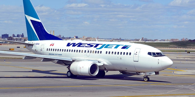 """The man acted in an """"absolutely disgusting"""" and disruptive manner, prompting the pilot to divert the plane back to Calgary roughly one hour after takeoff."""