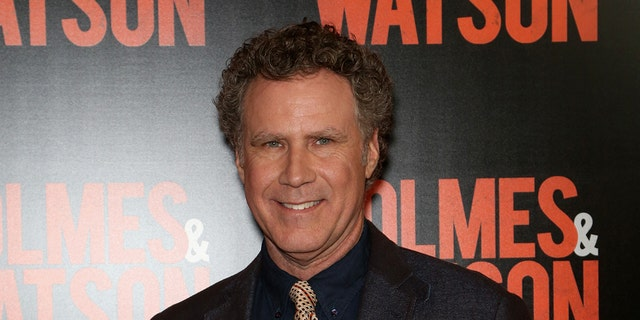 Will Ferrell voted early.